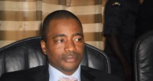 Tibou Kamara reçu à Paris par le président Alpha Condé