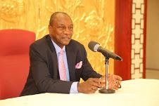 Ebola : La Guinée décide de renforcer son état d'urgence sanitaire (Adresse du Chef de l'Etat)