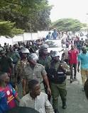 Manifestation du 13 avril : L'attitude républicaine des gendarmes