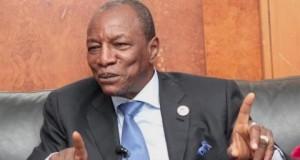 Alpha Condé : « Les opposants en Guinée n'ont pour programme que de casser »