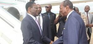 Alpha-Condé-Obiang-Aeroport