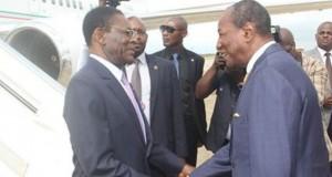 Le président Alpha Condé à Malabo pour une visite d'Etat