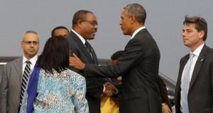 Ethiopie: la sécurité régionale au cœur de la visite de Barack Obama