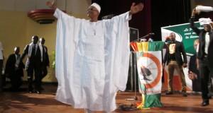 Urgent : cellou Dalein Diallo réélu et investit candidat de l'UFDG à la présidentielle 2015