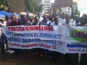 marche_journalistes_guinée