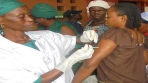 vaccination à gaoual