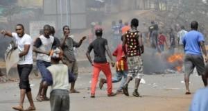 Violences à N'zérékoré: L'administration locale pointée du doigt
