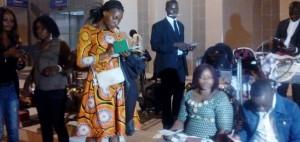 Départ étudiants guinéens