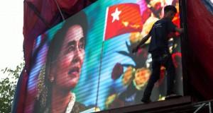 Birmanie : les généraux adoubent Aung San Suu Kyi (Le Figaro)