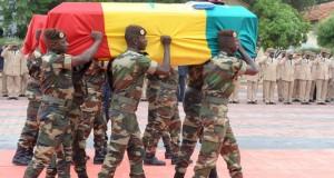 Casques Bleus Guinéens tués au Mali : le Gouvernement met en place une cellule de crise (Communiqué)