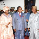 Alpha et Sassou