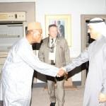 Alpha et le Qatari