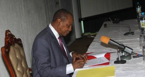 Le président Alpha Condé, nomme à la cour des comptes (Décret)