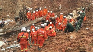 chine shenzhen secours boue avalanche terre_0