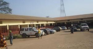 Un nouveau-né dérobé à l'Hôpital de N'Zérékoré ce mardi