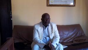 El Hadj Mouloukou Souleymane CAMARA/ Préfet de Dinguiraye