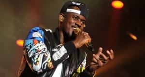 Concert du 13 au stade de Nongo : Black M à Conakry jeudi