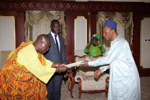 Créance-Ghana
