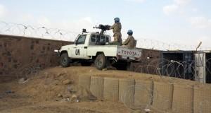 Urgent : Deux casques bleus guinéens tués à Kidal ce vendredi