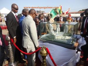 Thierno Amadou Camara mùosaiqueguinee Alpha waqf