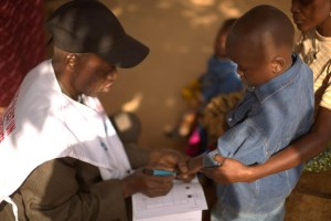 Unicef vaccination contre la polio
