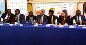La 2ème édition du Salon de l'emploi et de l'entrepreneuriat guinéen, lancée à la mairie du 20èm arrondissement à Paris