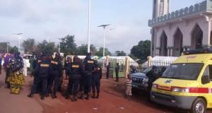 Evénements de Timbo: Un mort, plusieurs blessés, l'inauguration réduite à la prière
