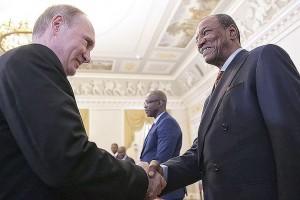 AC avec Poutin