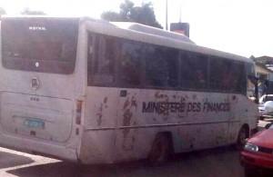 bus ministère