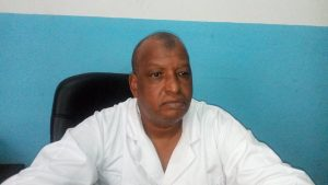 Dr Abdoulaye Diallo