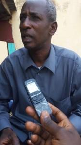 maire de pita Oury Diallo, Président de la Délégation spéciale de Pit