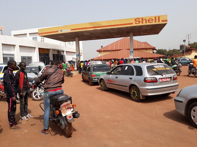 Carburant en Guinée: pas d'augmentation des prix à la pompe