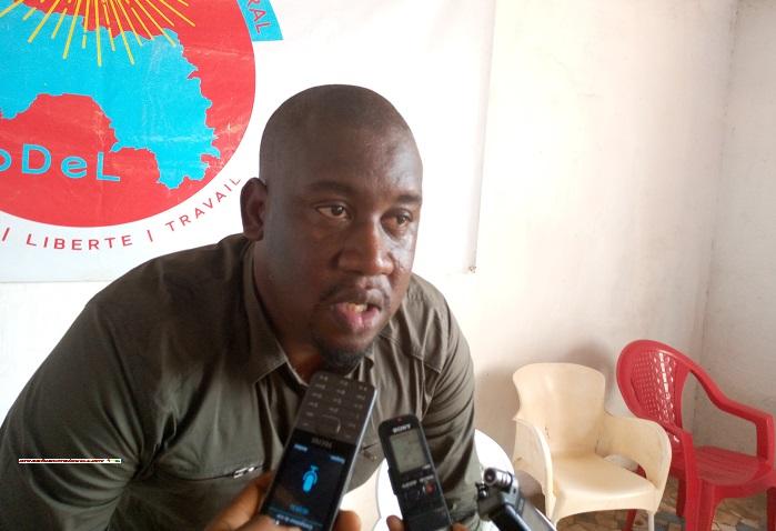 Aliou Bah insiste : « il n'est pas question qu'au-delà de 2020, qu'Alpha Condé gouverne la Guinée »