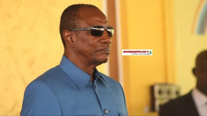 Décret présidentiel en Guinée : Alpha Condé denonce le trafic d'influence