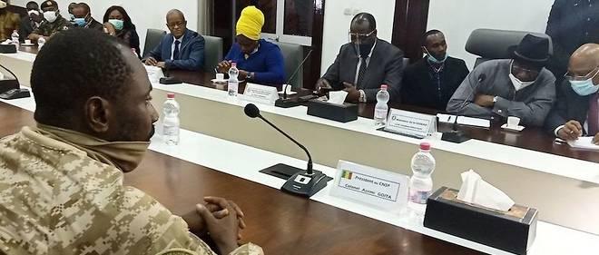 Au Mali, pas d'accord sur le calendrier du retour à l'ordre civil - Mosaiqueguinee.com