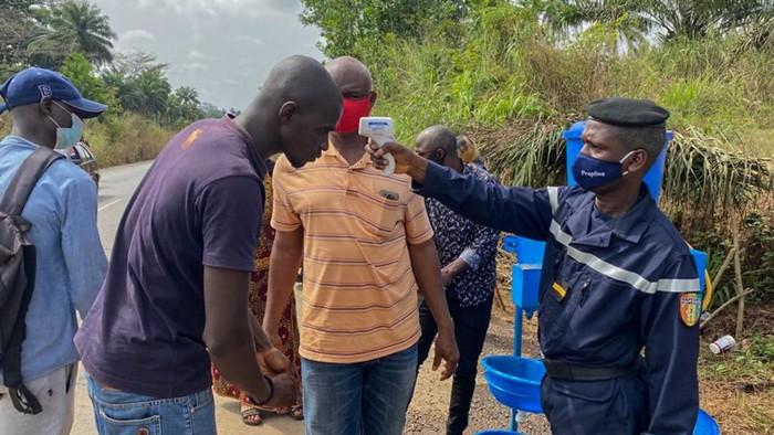 Guinée: la résistance à la lutte contre Ebola reste élevée, selon la Croix-Rouge - mosaiqueguinee.com