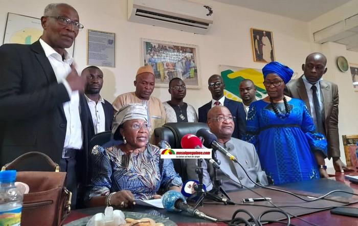 Gouvernement de transition: la CORED suggère au CNRD, 23 membres au plus